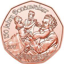 Pièces euro d'Autriche Année 2017