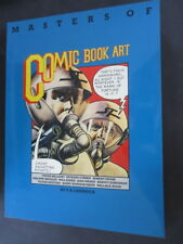 Masters of Comic Book Art Softcover