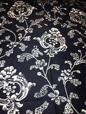 isaac mizrahi For Target Blue White Floral Standard Single Pillow Sham 2 Sided