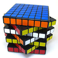Shengshou Speed 7x7 7x7x7 Magic Cube Twist Puzzle Black SS