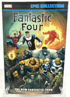 Fantastic Four Epic Collection Vol 21 New Fantastic Four Marvel Comics New TPB