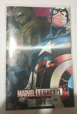 MARVEL LEGACY issue 1 ( lenticular cover )