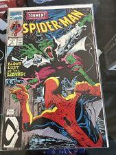 Spider-Man #2 (1990) Marvel Comics Todd McFarlane Torment Part 2 Lizard