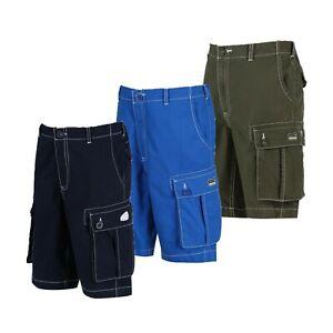 Boys Kids Regatta Shorefire Pockets Combat Cargo Shorts Ages 3-16 RRP £35
