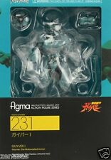 Used Max Factory figma Guyver The Bioboosted Armor Guyver I ABS&ATBC-PVC