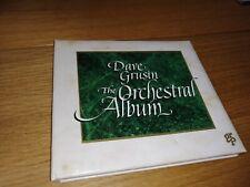 Dave grusin the orchestral album cd jazz