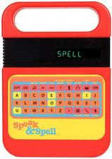 Speak & Spell Electronic Game Retro Classic 1980s Game