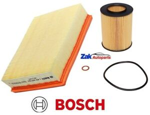 FOR BMW Z4 (E85) 2.5 3.0 M54 BOSCH OIL AIR FILTERS (2002-2005) SERVICE KIT