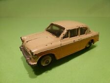 DINKY TOYS 166 SUNBEAM RAPIER - TWO TONE YELLOW 1:43 - GOOD CONDITION