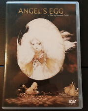 ANGEL'S EGG DVD Director Mamoru Oshii - Tenshi no Tamago English subtitled