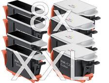 8x XXL PATRONEN für Samsung INK-M210 M215 C210 CJX-1000 CJX-1050W CJX-2000FW Set