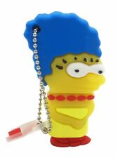 8 Go Marge Simpson USB 2.0 Flash Pen Drive Memory Stick Simpsons Cartoon Nouveau 8 Go