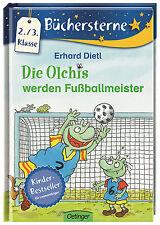 Die Olchis werden Fußballmeister Erhard Dietl Lesen lernen 2.-/3. Klasse +BONUS