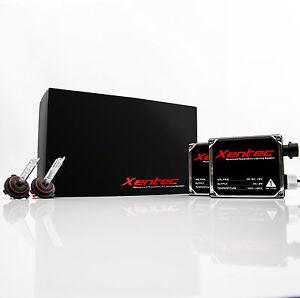 Xentec HID KIT Metal Xenon 9003 H4 Hi-Lo 6000k White High & Low Conversion Light