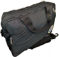 Borsa Uomo Donna Napapijri Nero Maps Briefcase Black 6A NN8L04 041