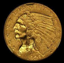1928 $2.50 Indian Head Gold NGC MS65 - PQ