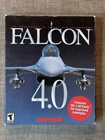 Falcon 4.0 Flight Sim Special Edition by Micro Prose 1998