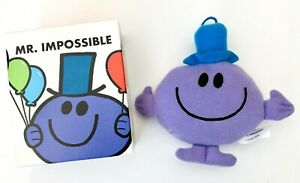 McDonald's Happy Meal UK 2021 Mr Men & Little Miss  No 15 Mr IMPOSISIBLE New