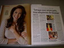 FEMME ACTUELLE 1197 09.2007 ANGELINA JOLIE CANTAT VANESSA PARADIS KIDMAN CHYPRE