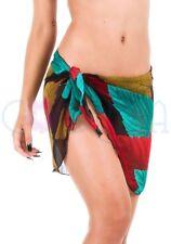 Coqueta WRAP PAREO sexy Sarong Bikini LADIES SEXY Chiffon Cover Up Beachwear New