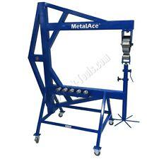 MetalAce 44F Floor Standing English Wheel MA44F