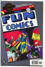 Millennium Edition More Fun 73 DC 2001 NM 1st Aquaman Green Arrow