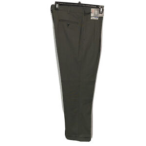 Roundtree & Yorke Travel Smart Ultimate Comfort Classic Fit Pants 34x32 Black