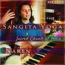 Sangita Yoga: Sacred Chants Of India by Naren (CD, May-2015, New Earth Records)