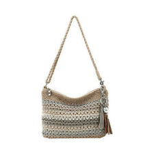 The SAK Casual Classics 3 in 1 Demi Bag Polyester Sand