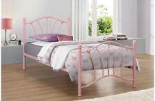 Cadres de lit et lits coffres enfant en métal pour la chambre