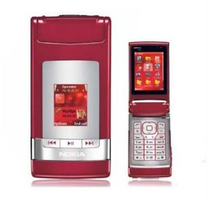 Nokia N76 Flip Style 2G/3G WCDMA Original Cellphone Bluetooth FM Phone