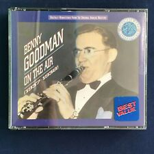 Benny Goodman The Birth of Swing 1935-1936 RCA Three CD Box Set   L3334