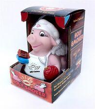 Holy Smoker BBQ Chef Pig CelebriDuck Rubber Duck Summer Fun Reunion NIB Gift Box