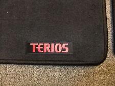 Mat Set For Daihatsu Terios MANUAL Gearbox (Genuine Daihatsu Accessory)