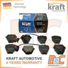 #GENUINE KRAFT FRONT BRAKE PADS + INTEGRATED WEAR SENSOR SET AUDI A8 4D2 4D8 100