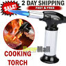 Blow Lighter Kitchen Butane Culinary Torch Chef Cooking Torch Refillable