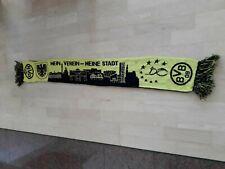 Borussia Dortmund BVB 09 Schal Fanschal Scarf Echarpe Mein Verein Meine Stadt