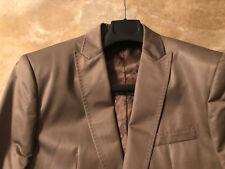 Dolce & Gabbana Veste, Blazer, Beige, Taille UK 42 RRP £ 500+ +