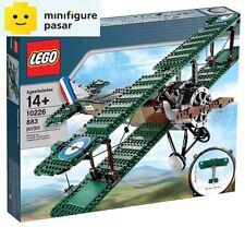Lego Creator Exclusive 10226 - Sopwith Camel British Biplane New MISB Retired