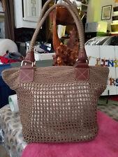 """The Sak - """"Cambria""""  Large Tote - Loose Crochet Shoulder Bag #2"""