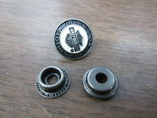 Harley Davidson OEM Clothing Garment Snap Button Rivet Tag Stud Assembly #15