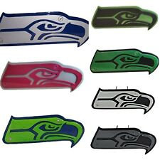 Seattle Seahawks Hitch Cover (Numerous Color Schemes/Build your Own)