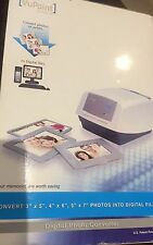 NEW VuPoint PS-C500-VP Digital Photo Converter Scanner W/USB Interface XP Vista