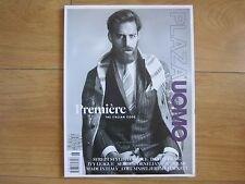 Plaza Uomo Magazine Issue No 1 ILias Petrakis,Philipp Schmidtidt,Daniel Craig
