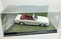 James Bond 007 Diorama Ford Mustang Convertible Goldfinger 1:43 Scale Model Car
