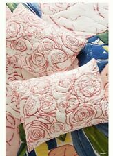 """Anthropologie Paint And Petals Standard Shams 20""""x26"""""""