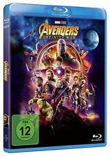 Avengers - Teil: 3 - Infinity War [Blu-ray/NEU/OVP] Marvel /Robert Downey Jr., C