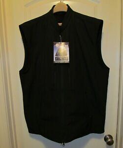 Rothco Concealed Carry Soft Shell Vest Men's 2X Large Black Tactical Vest