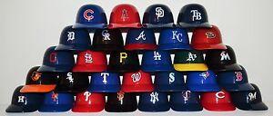 Pick Your Teams ICE CREAM SUNDAE HELMET New Baseball Mini Snack Bowl Cup