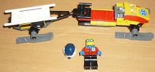 Lego Schneemobil mit Rettungssanitäter aus Set 60203